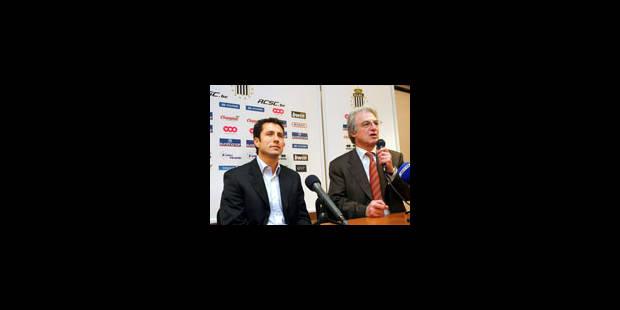 John Collins succède à Thierry Siquet - La Libre