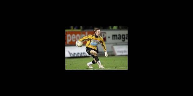 Michaël Cordier, nouveau gardien d'Anderlecht - La Libre