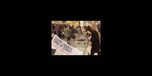 Supermarchés, nos nouveaux temples - La Libre