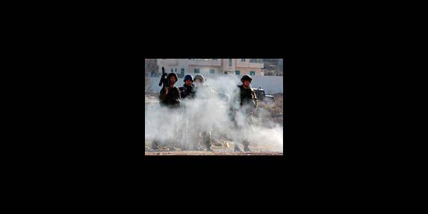 La ville de Gaza encerclée - La Libre