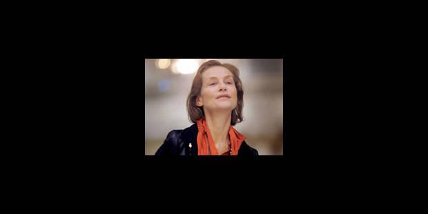 Huppert sera la présidente du 62e Festival de Cannes - La Libre