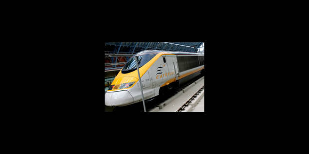Un Eurostar en panne perturbe la circulation internationale - La Libre