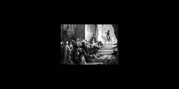 Bonaparte et le flop d'Egypte - La Libre
