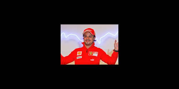 Massa affiche ses ambitions pour 2009 - La Libre