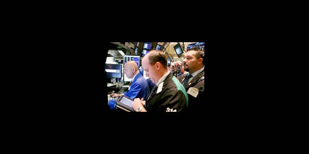 Les Bourses européennes finissent en hausse - La Libre