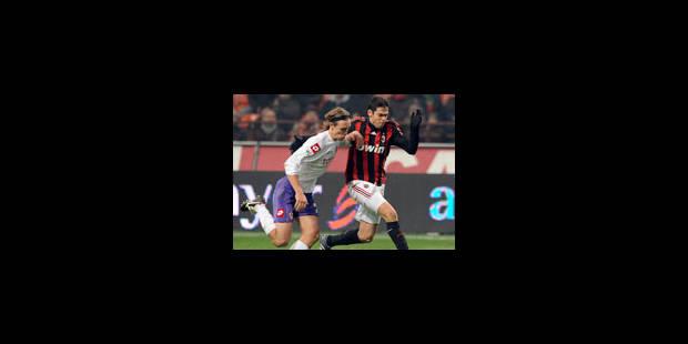 Kaka reste à l'AC Milan