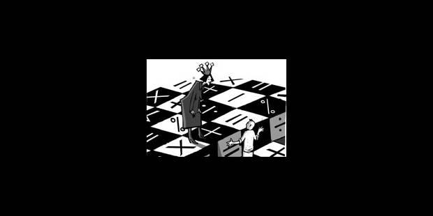 Olaf et la dame grise - La Libre