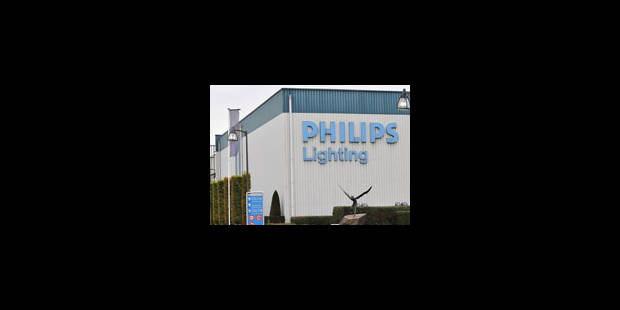 Philips annonce 6.000 suppressions d'emplois