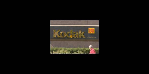 Kodak supprime jusqu'à 4.500 emplois