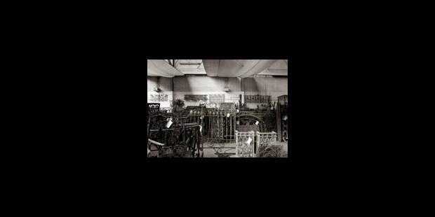 Le hangar aux trésors - La Libre