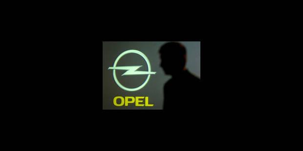 L'attente à Opel Anvers