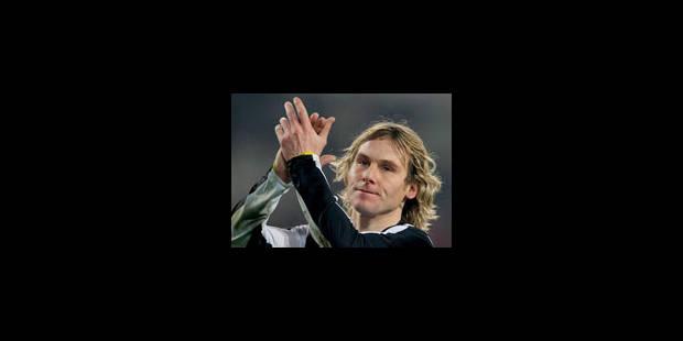 Pavel Nedved (Juventus) annonce sa retraite - La Libre