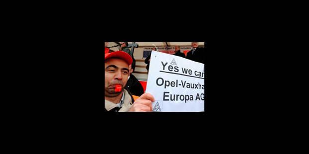 Opel présente le plan de sauvetage concocté par GM - La Libre