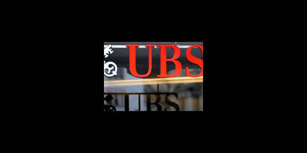 UBS, la banque de tous les maux - La Libre