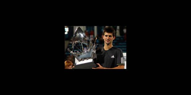 Djokovic bat Ferrer en finale à Dubaï - La Libre