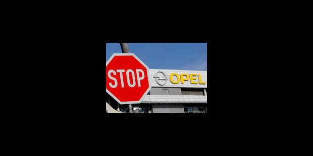 """Merkel: Opel n'est pas d'importance """"systémique"""""""