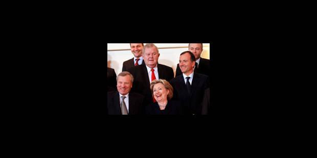 L'Otan se rabiboche avec la Russie - La Libre