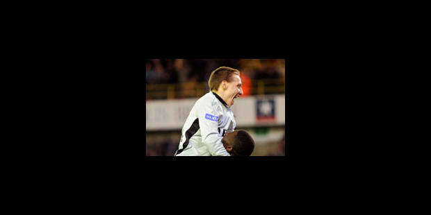Le Club remporte le derby brugeois - La Libre