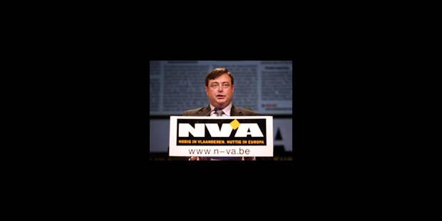 La N-VA a arrêté sa liste pour les élections européennes - La Libre