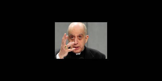"""Le Vatican aussi revient """"à un niveau d'humanité"""""""