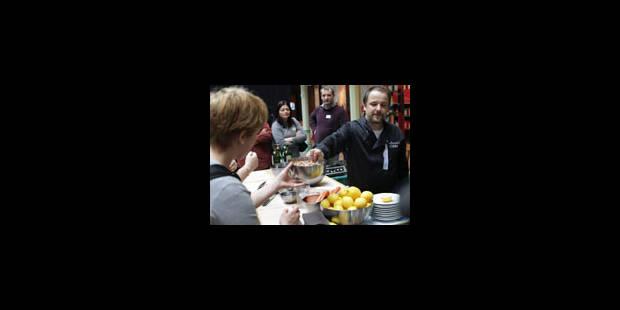 Cuisiner pour soi et pour la planète - La Libre