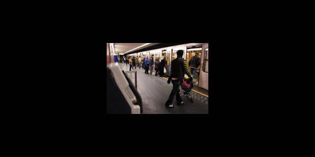 Le métro se coupe bientôt en quatre - La Libre