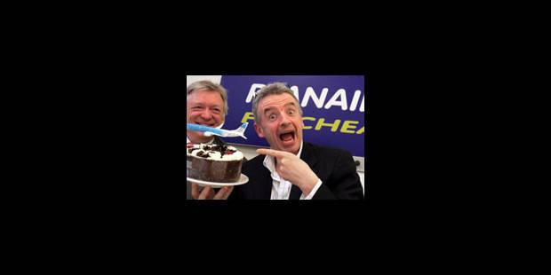 Ryanair lance 4 nouvelles lignes à Charleroi - La Libre
