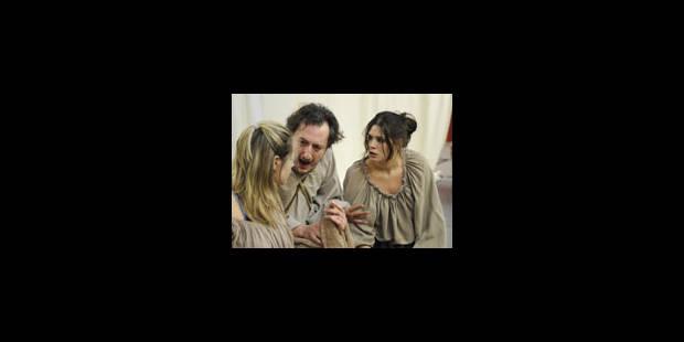 Lucide et diabolique - La Libre