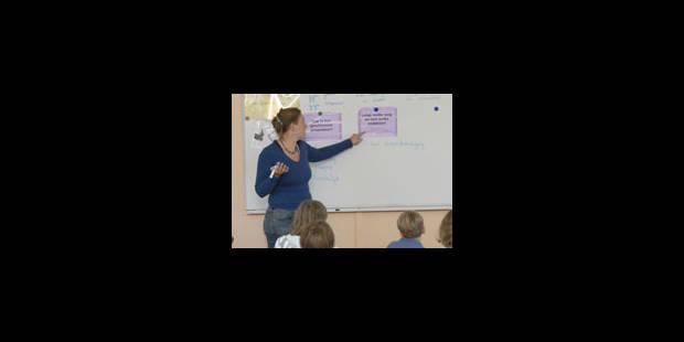 Davantage d'écoles flamandes à Bruxelles - La Libre