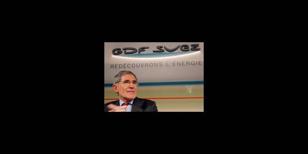 """GDF Suez : pas de """"golden share"""""""
