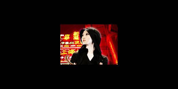 Les nonnes chinoises de Wayn Traub