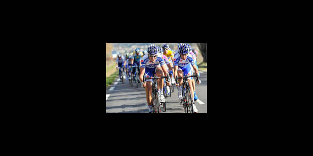 Kevin Van Impe remporte la classique A Travers les Flandres - La Libre