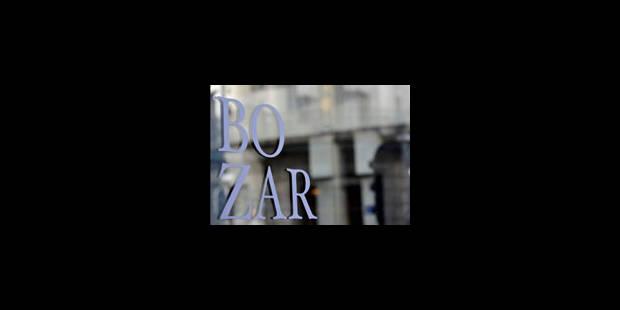 Bazardé, Bozar se change en Mooizar