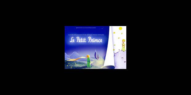 Le Petit Prince s'anime en 3D - La Libre