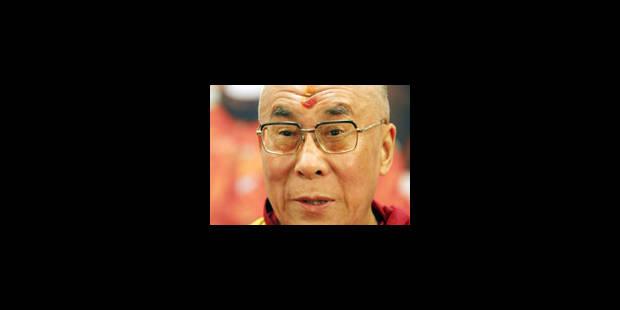 L'accord franco-chinois interdit toute rencontre avec le dalaï lama