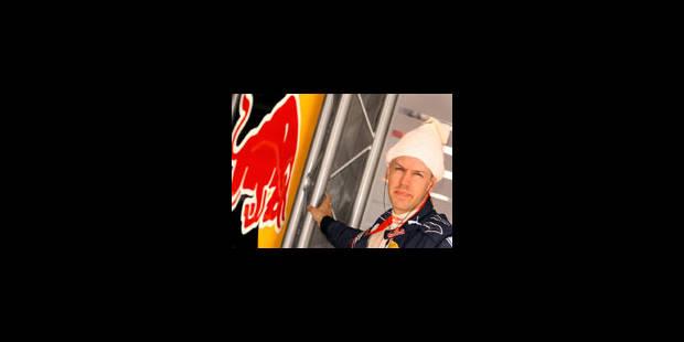 GP de Chine - Sebastian Vettel en pole position - La Libre