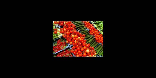 Les prix des fruits et des légumes sont en baisse