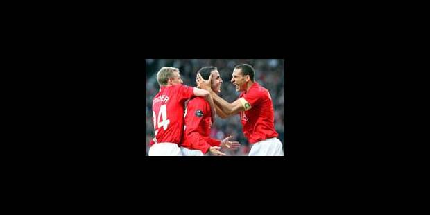 Man U l'emporte à Old Trafford (1-0) - La Libre