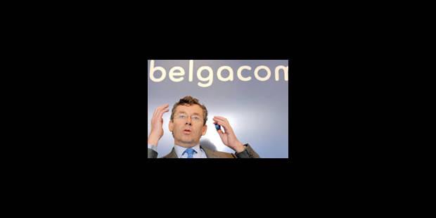 Bénéfices en légère baisse pour Belgacom - La Libre