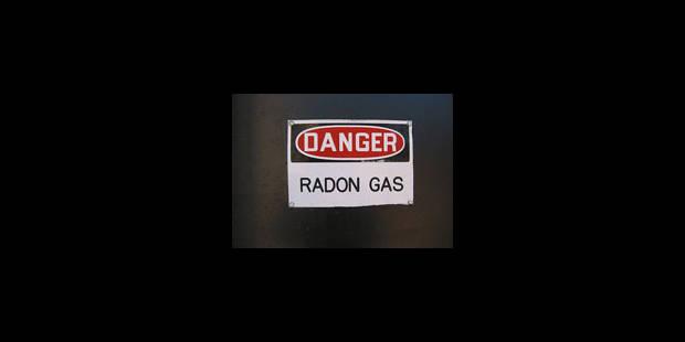 Du radon dans les habitations en communauté germanophone - La Libre