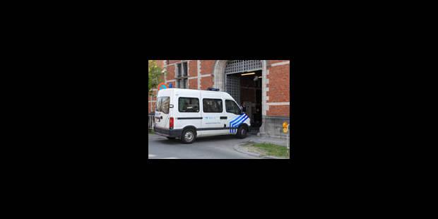 Détenus belges à la prison néerlandaise de Tilburg - La Libre