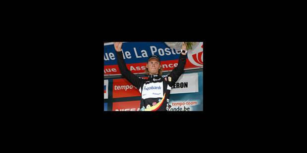Lars Boom remporte le Tour de Belgique - La Libre