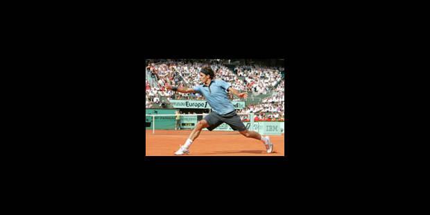 Roger Federer si près et encore si loin - La Libre