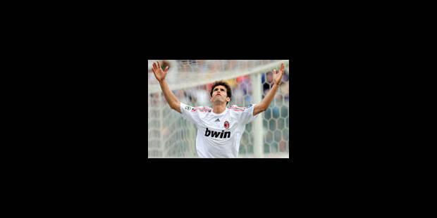 Kaka au Real Madrid pour 65 millions d'euros