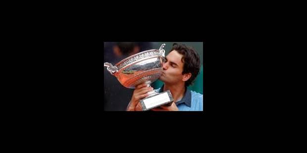 La terre promise de Roger Federer - La Libre