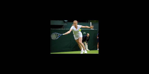 Kim Clijsters sans pitié pour Michaëlla Krajicek - La Libre