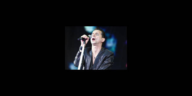Le TWClassic concentré sur Depeche Mode - La Libre