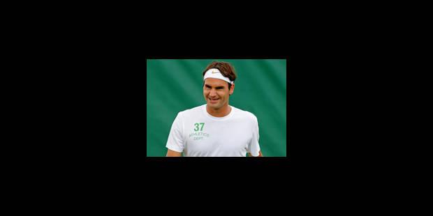 L'histoire tend les bras à Federer - La Libre