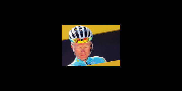 Vinokourov veut revenir, mais chez Astana - La Libre
