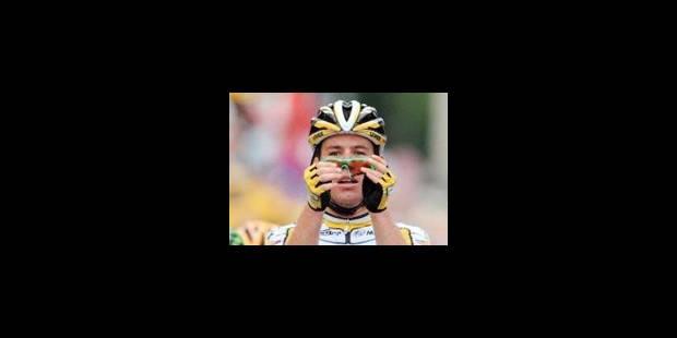 Tour de France: Encore et toujours Cavendish! - La Libre